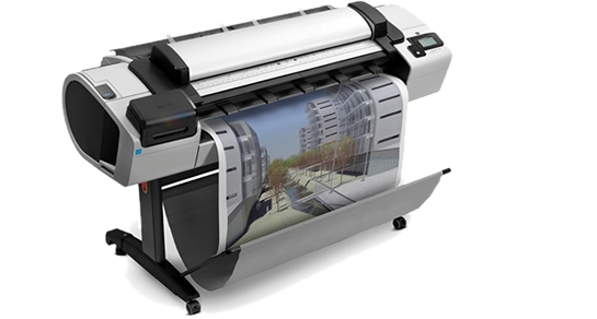 Large Format Colour Copying